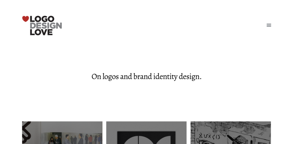 logodesignlove(ロゴデザインラブ)WEBサイト
